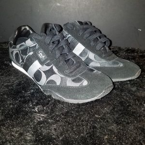 Coach kinsley shoes